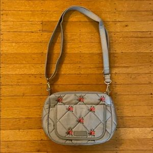 Quilted Vera Bradley crossbody purse